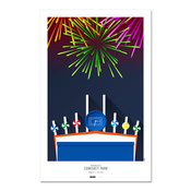 Chicago White Sox - Comiskey Park Art Poster