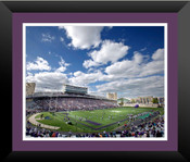 Northwestern Wildcats at Ryan Field Poster 1