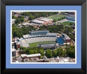 North Carolina Tarheels at Kenan Stadium Poster 1