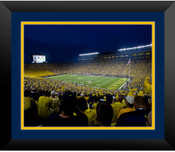 Michigan Wolverines at Michigan Stadium Poster 1