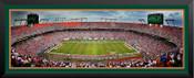 Miami Hurricanes at Sun Life Stadium Panorama