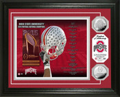 Ohio State 2014 College Football Silver Coin Photo Mint