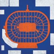 New York Islanders - Nassau Memorial Coliseum City Print