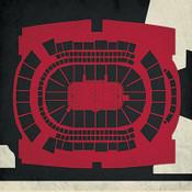 Phoenix Coyotes - Jobing.com Arena City Print