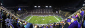"""50 Yard Line"" TCU Horned Frogs at Amon Carter Stadium Panoramic"