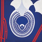 Olympic Stadium - Montreal Expos City Print