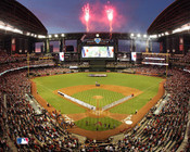 Arizona Diamondbacks at Chase Field Opening Day Photo