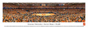 """35,446"" Syracuse Orange at the Carrier Dome Panorama Poster"