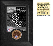 Chicago White Sox Infield Dirt Coin Mini Mint
