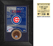 Chicago Cubs Dirt Coin Mini Mint