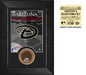 Arizona Diamondbacks Dirt Coin Mini Mint