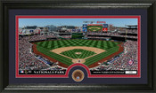 Washington Nationals Infield Dirt Panoramic Photo Mint