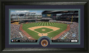 Seattle Mariners Infield Dirt Panoramic Photo Mint