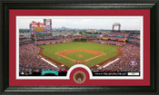 Philadelphia Phillies Infield Dirt Panoramic Photo Mint