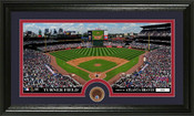 Atlanta Braves Infield Dirt Panoramic Photo Mint