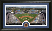 Los Angeles Dodgers Infield Dirt Panoramic Photo Mint