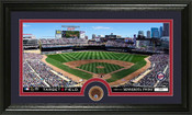 Minnesota Twins Infield Dirt Panoramic Photo Mint