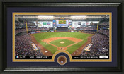 Milwaukee Brewers Infield Dirt Panoramic Photo Mint