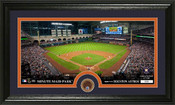 Houston Astros Infield Dirt Panoramic Photo Mint