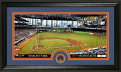 Miami Marlins Infield Dirt Panoramic Photo Mint
