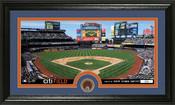 New York Mets Infield Dirt Panoramic Photo Mint