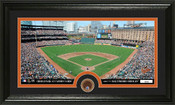 Baltimore Orioles Infield Dirt Panoramic Photo Mint