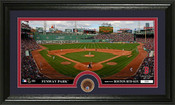 Boston Red Sox Infield Dirt Panoramic Photo Mint