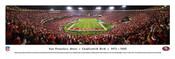 """""""Final Game"""" San Francisco 49ers at Candlestick Park Panorama"""