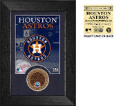 Houston Astros Infield Dirt Coin Mini Mint