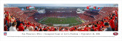 """Inaugural Game"" San Francisco 49ers at Levi's Stadium Panorama"