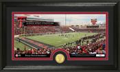 """Texas Tech Red Raiders """"Jones AT&T Stadium"""" Panoramic Photo Mint"""
