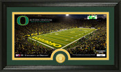 "Oregon Ducks ""Autzen Stadium"" Panoramic Photo Mint"
