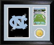 "North Carolina Tarheels ""Fan Memories"" Desktop Photomint"