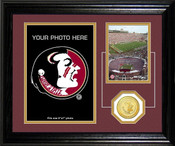 "Florida State Seminoles ""Fan Memories"" Desktop Photomint"