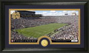 "Notre Dame Fighting Irish ""Stadium"" Panoramic Photo Mint"