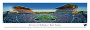Washington Huskies at Husky Stadium Panorama Poster