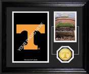 "Tennessee Volunteers ""Fan Memories"" Desktop Photomint"