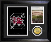 "South Carolina Gamecocks ""Fan Memories"" Desktop Photomint"