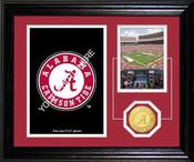 "Alabama Crimson Tide ""Fan Memories"" Desktop Photo Mint"