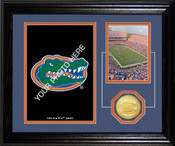 "Florida Gators ""Fan Memories"" Desktop Photo Mint"