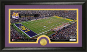 "LSU Tigers ""Tiger Stadium"" Panoramic Photo Mint"