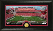 "Georgia Bulldogs ""Sanford Stadium"" Panoramic Photo Mint"