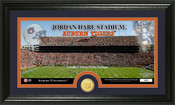 "Auburn Tigers ""Jordan Hare Stadium"" Panoramic Photo Mint"