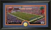 "Florida Gators ""Ben Hill Griffin Stadium"" Panoramic Photo Mint"