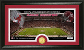 "Alabama Crimson Tide ""Bryant Denny Stadium"" Panoramic Photo Mint"