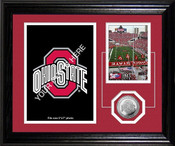 "Ohio State Buckeyes ""Fan Memories"" Desktop Photomint"