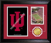 "Indiana Hoosiers ""Fan Memories"" Desktop Photomint"