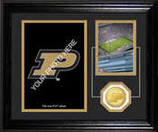 "Purdue Boilermakers ""Fan Memories"" Desktop Photo Mint"