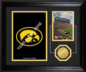 "Iowa Hawkeyes ""Fan Memories"" Desktop Photo Mint"