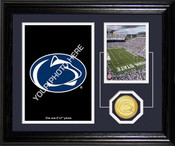"Penn State Nittany Lions ""Fan Memories"" Desktop Photo Mint"